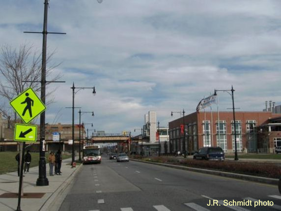 New Kennedy-King campus at Halsted and 64th streets