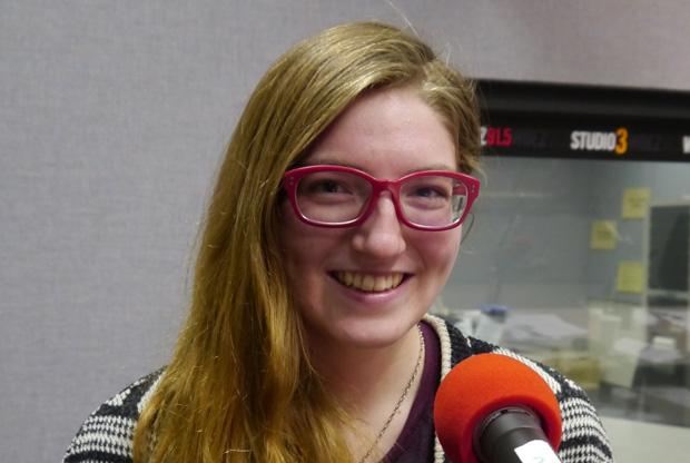 (WBEZ/file) Northside College Prep's Emma Coleman