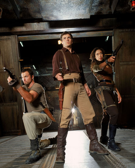 Will Joss Whedon's 'Firefly' be the next prematurely cancelled TV series to get a lift from Kickstarter? (StarPulse)