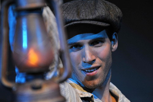 'Floyd Collins' at Theatre Wit closes this weekend. (Bohemian Theatre Ensemble/Peter Coombs)