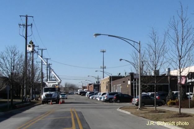 Foster Avenue--Chicago's 'Rosemont Corridor'
