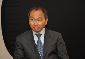 Francis Fukuyama argues that, without trust, relationships won't function at any level. (Flickr/ICP Colombia)
