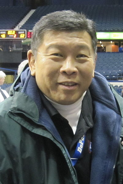 Announcer Gene Honda (Wiki Commons)