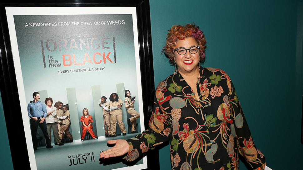 Jenji Kohan, co-creator/writer/producer of the hit Netflix series 'Orange is the New Black.' (File: Getty Images)
