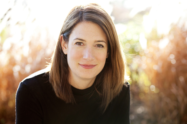 Author Gillian Flynn (Photo by Heidi Jo Brady)