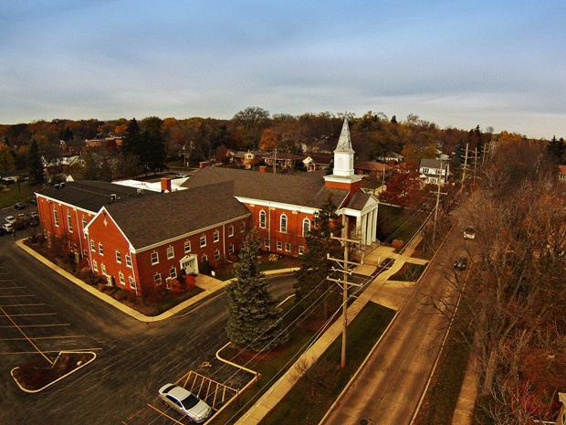 Glen Ellyn Evangelical Covenant Church (Photo courtesy of Pastor Mike Langer)