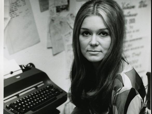 Gloria Steinem circa 1972, featured in the PBS documentary 'Makers: Women Who Make America.' (USAToday)