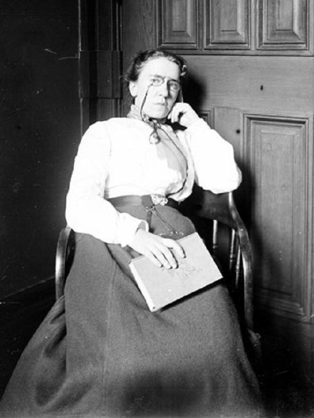 Emma Goldman (Chicago Daily News)