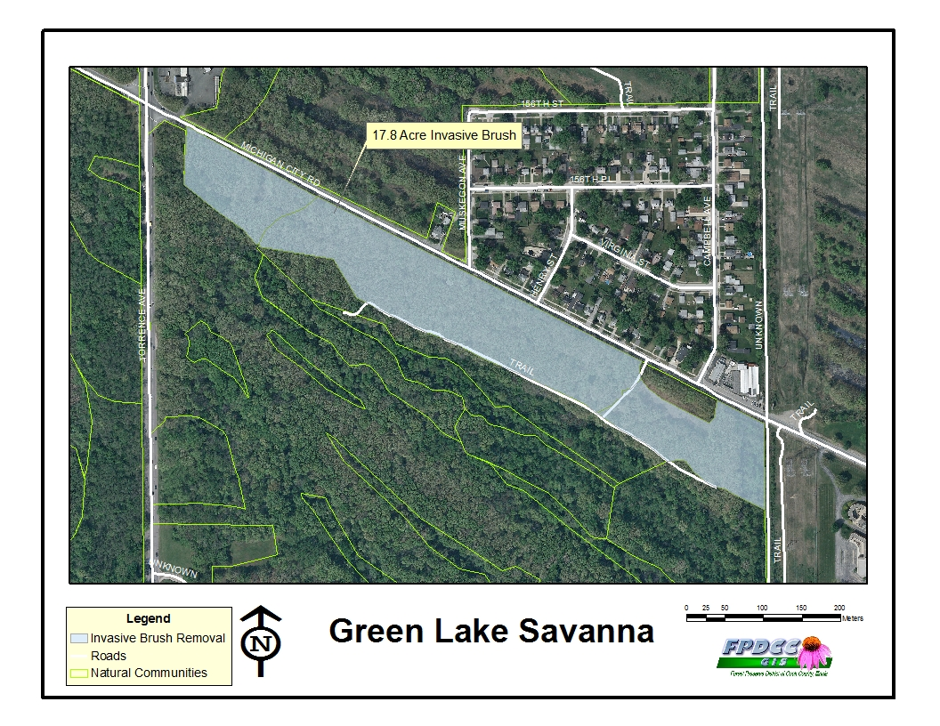 Green Lake Savanna
