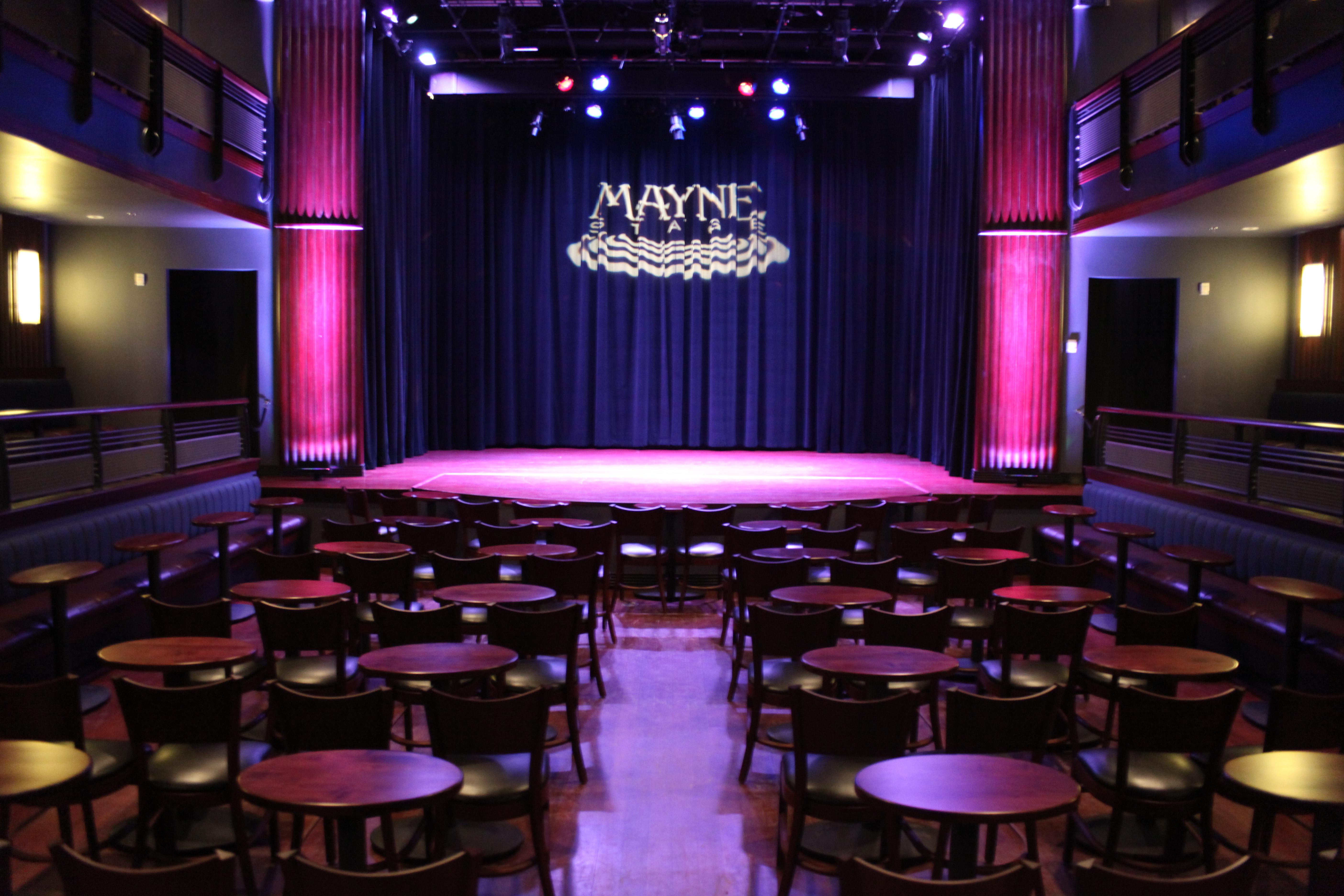 (Mayne Stage)