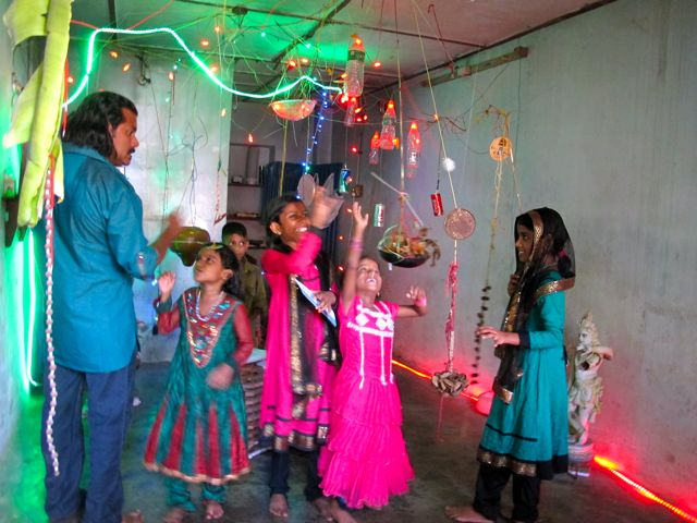 Kochi-Muziris Biennale 2012 is India's first contemporary visual arts festival.(Siri Bulusu)