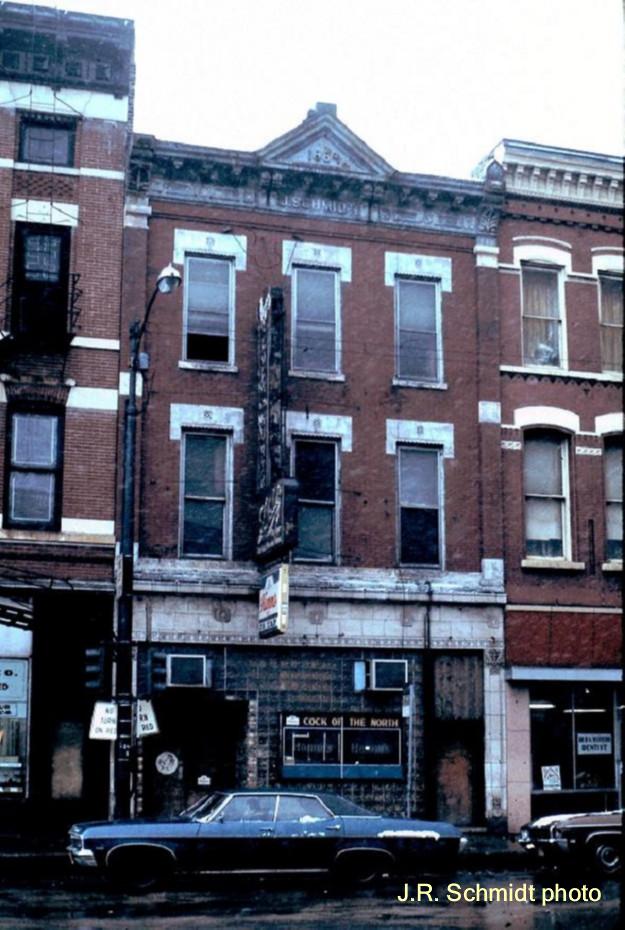 J. Schmidt Building, 1975