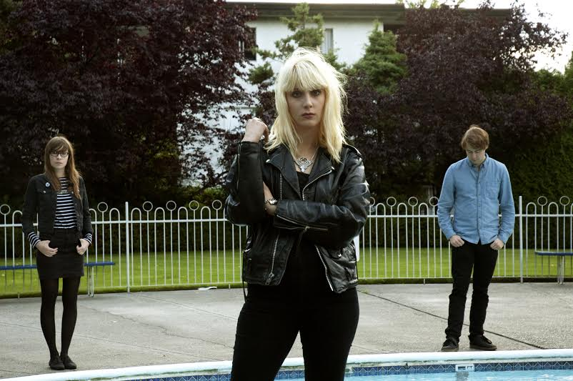 White Lung. (Kate Brown/Courtesy of White Lung)