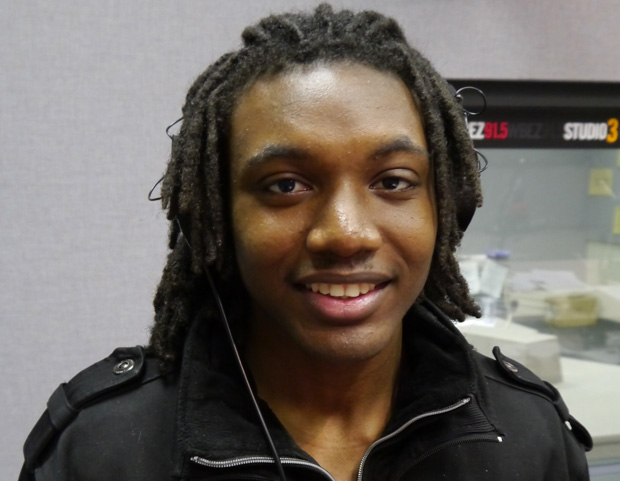(WBEZ/file) YCLA's Keenan Davis