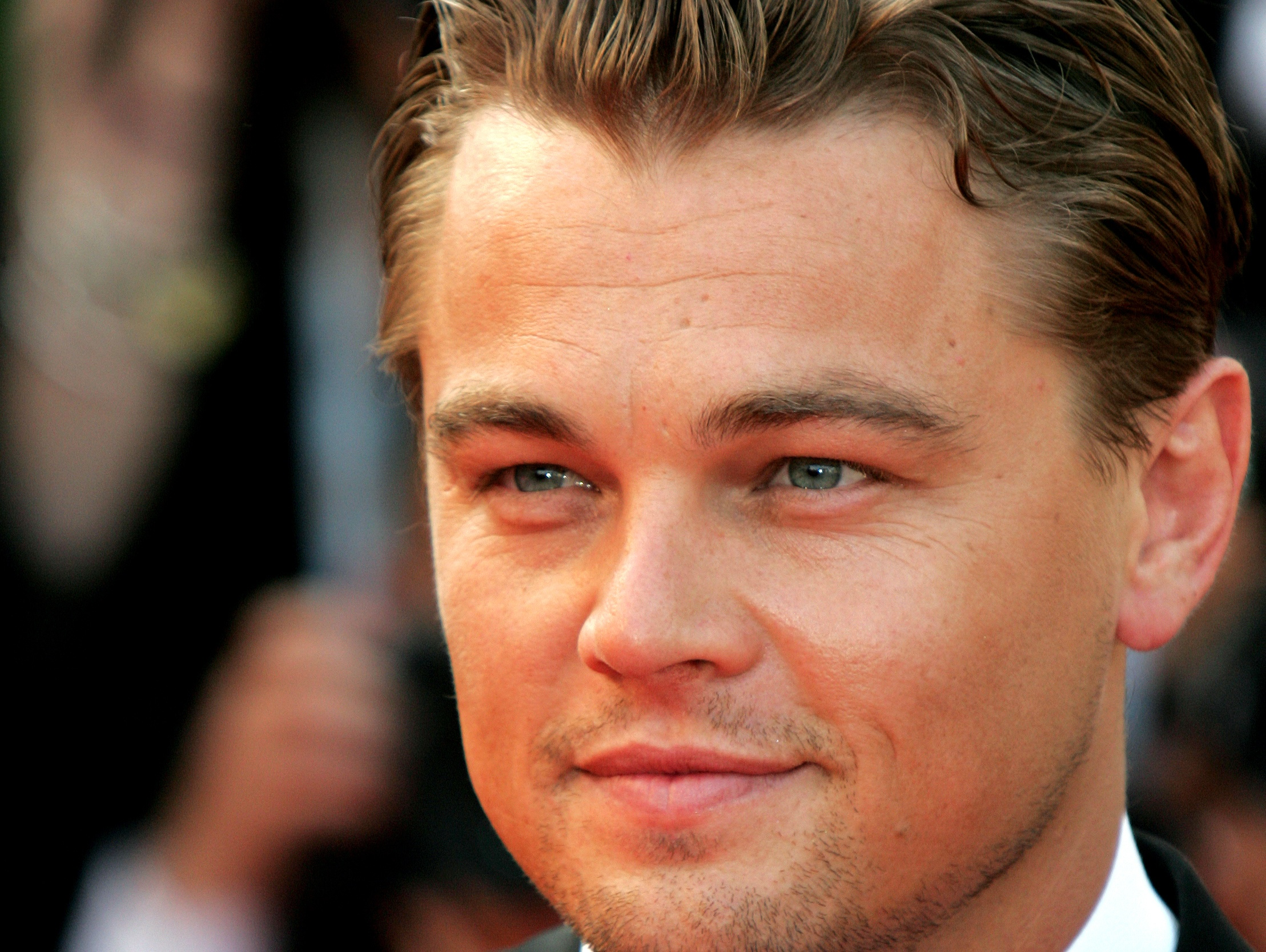 """Leonardo DiCaprio is set to star as serial killer H.H. Holmes in the film version of """"The Devil in the White City."""" (AP Photo/Kirsty Wigglesworth)"""