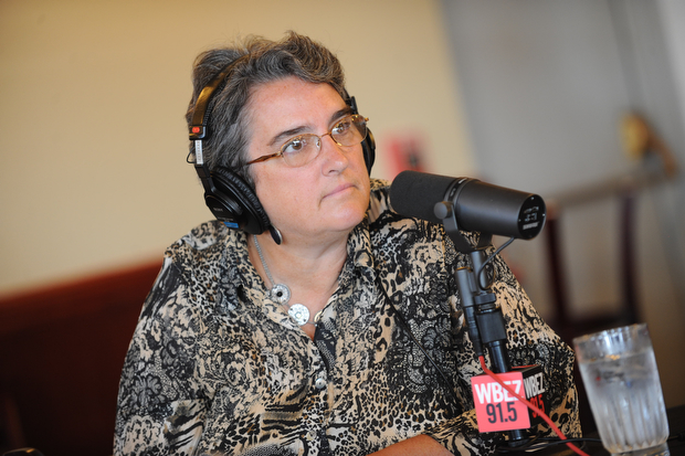 Professor Ann Durking-Keating (WBEZ/Bill Healy)