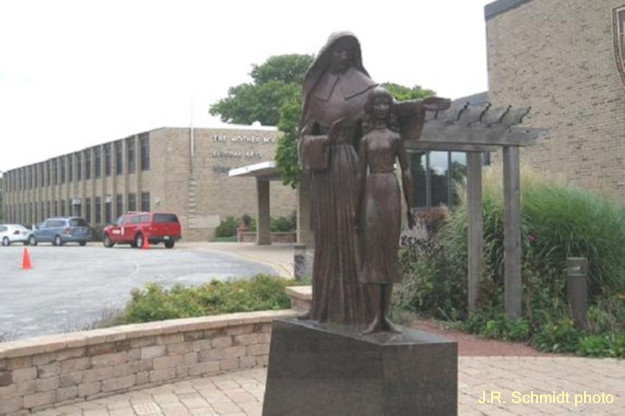 The Catholic Campus--Mother McAuley High School