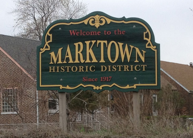 Despite being on the National Register of Historic Places, residents complain that the city of East Chicago, Indiana has done little to preserve and revitalize Marktown.