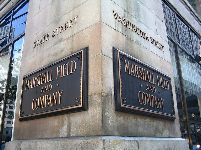 Chicago-based Marshall Field's changed its name to Macy's in 2006.(Flickr/daniela)