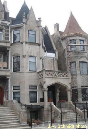 Chicago History Happened Here: 4512 S. King Dr.