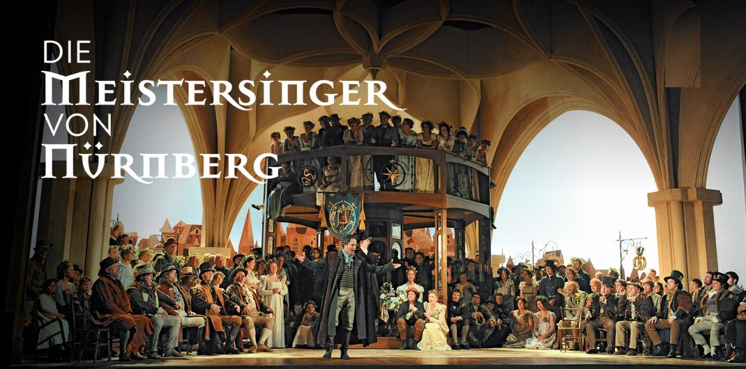 Richard Wagner's 'Die Meistersinger von Nurnberg'