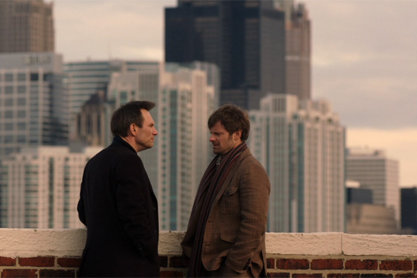 Christian Slater and Steve Zahn star in the upcoming ABC drama series