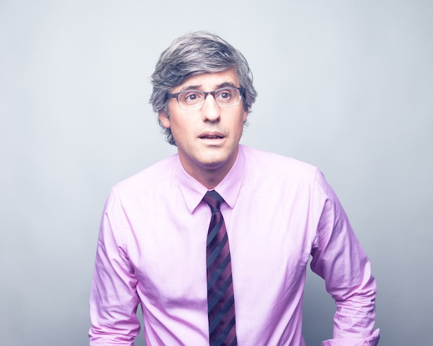 Mo Rocca cooks, makes documentaries and writes books. What a mensch. (Thom Kaine)