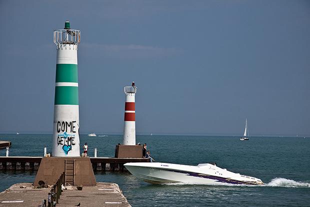Always, someone else's boat. (Flickr/Javier Ayala)