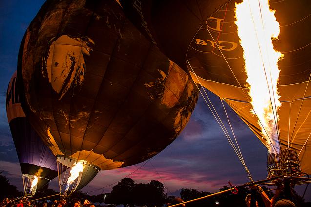 Baloonfest (Flickr/Robert Boake)