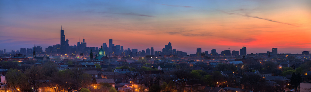 Chicago on Fire (Flickr/Christopher.F)