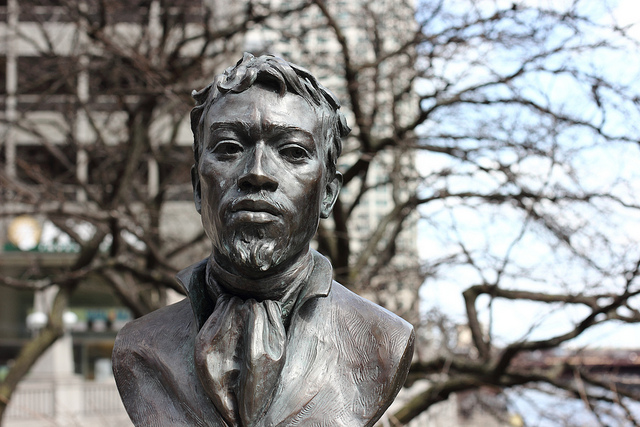 Founder of Chicago (Flickr/Chris WIlson)