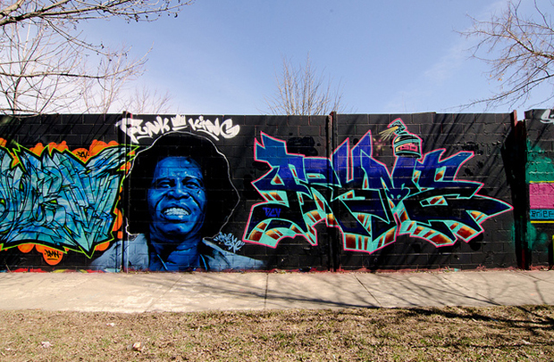 Funk King (Flickr/Romeo Banias)