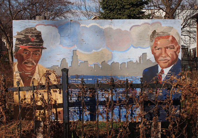 Harold Washington Community Garden (Flickr/Brule Laker)