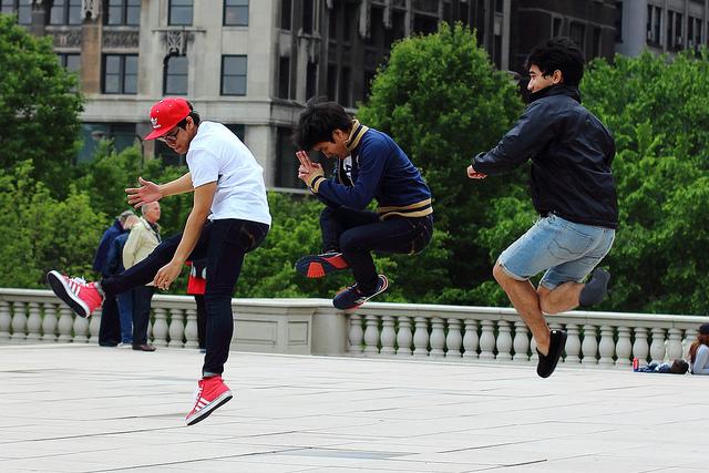 Jumping Bean (Flickr/Chris WIlson)