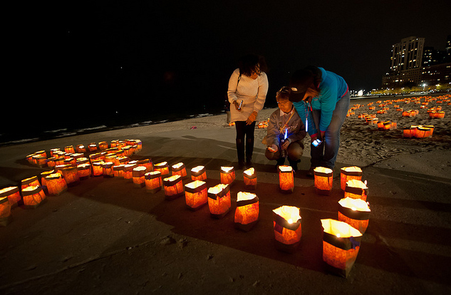 Light Up the Lakefront (Flickr/Pete Tsai)