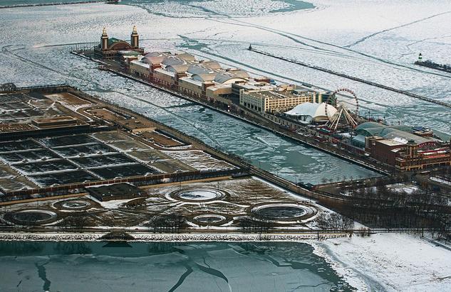 Park & Pier (Flickr/Romeo Banias)