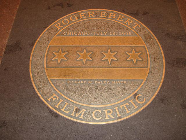 Roger Ebert Star Walk (Flickr/Jeff Zoline)