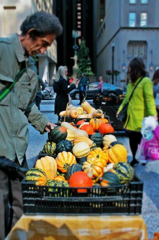 Gourding Around (Flickr/celticshelter)
