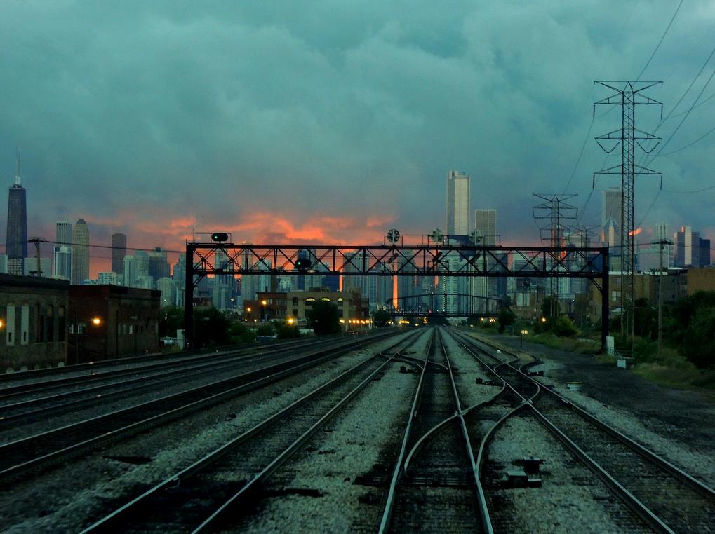 Metra (Flickr/Jeff Snyder)
