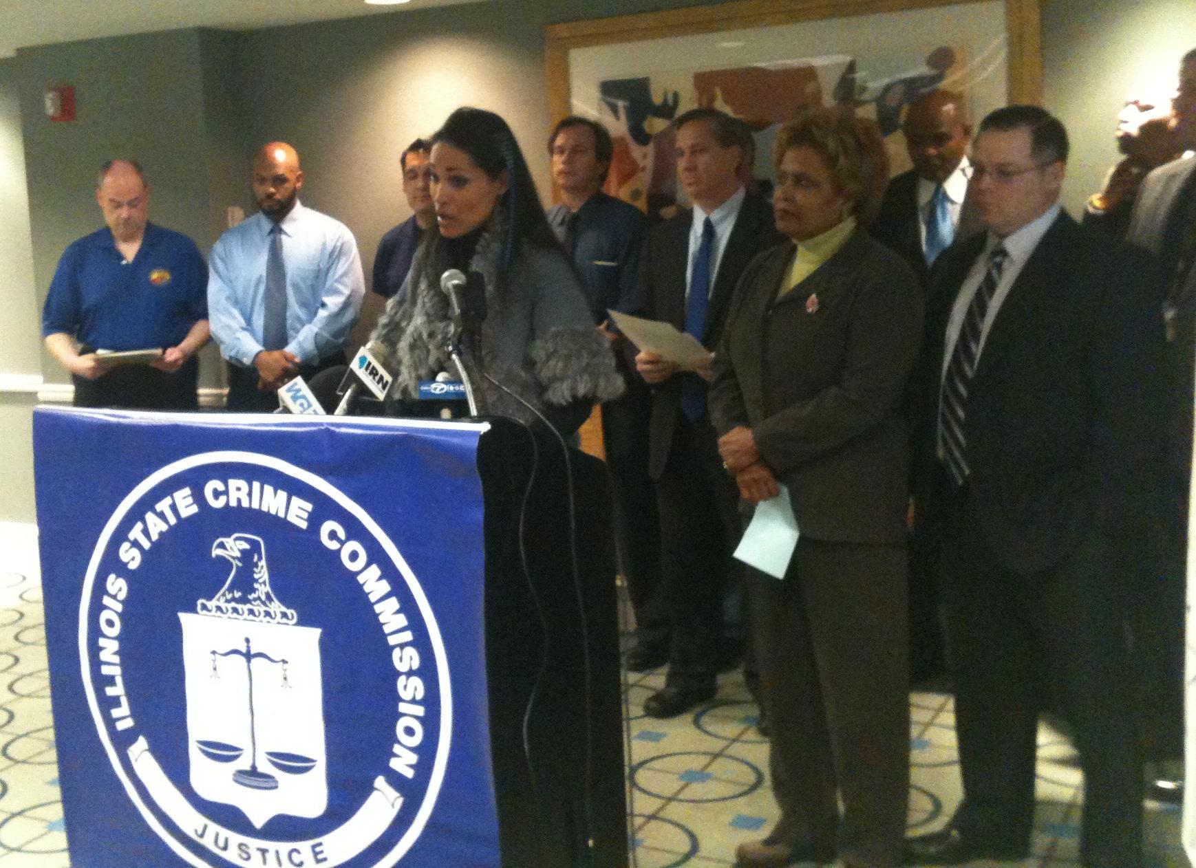Rasheda Ali announces new anti-violence youth initiative (Judith Ruiz-Branch)