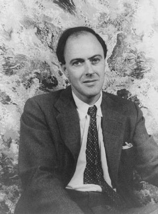 Roald Dahl in 1964. (AP Photo/File)