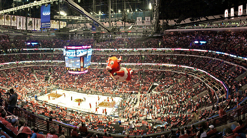 File: Chicago's United Center. (Flickr/Joshua Mellin)