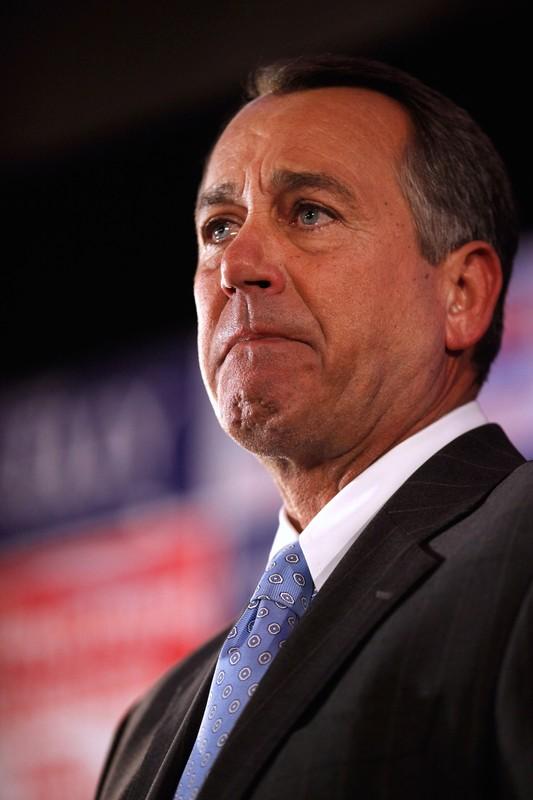 Speaker John Boehner blew it
