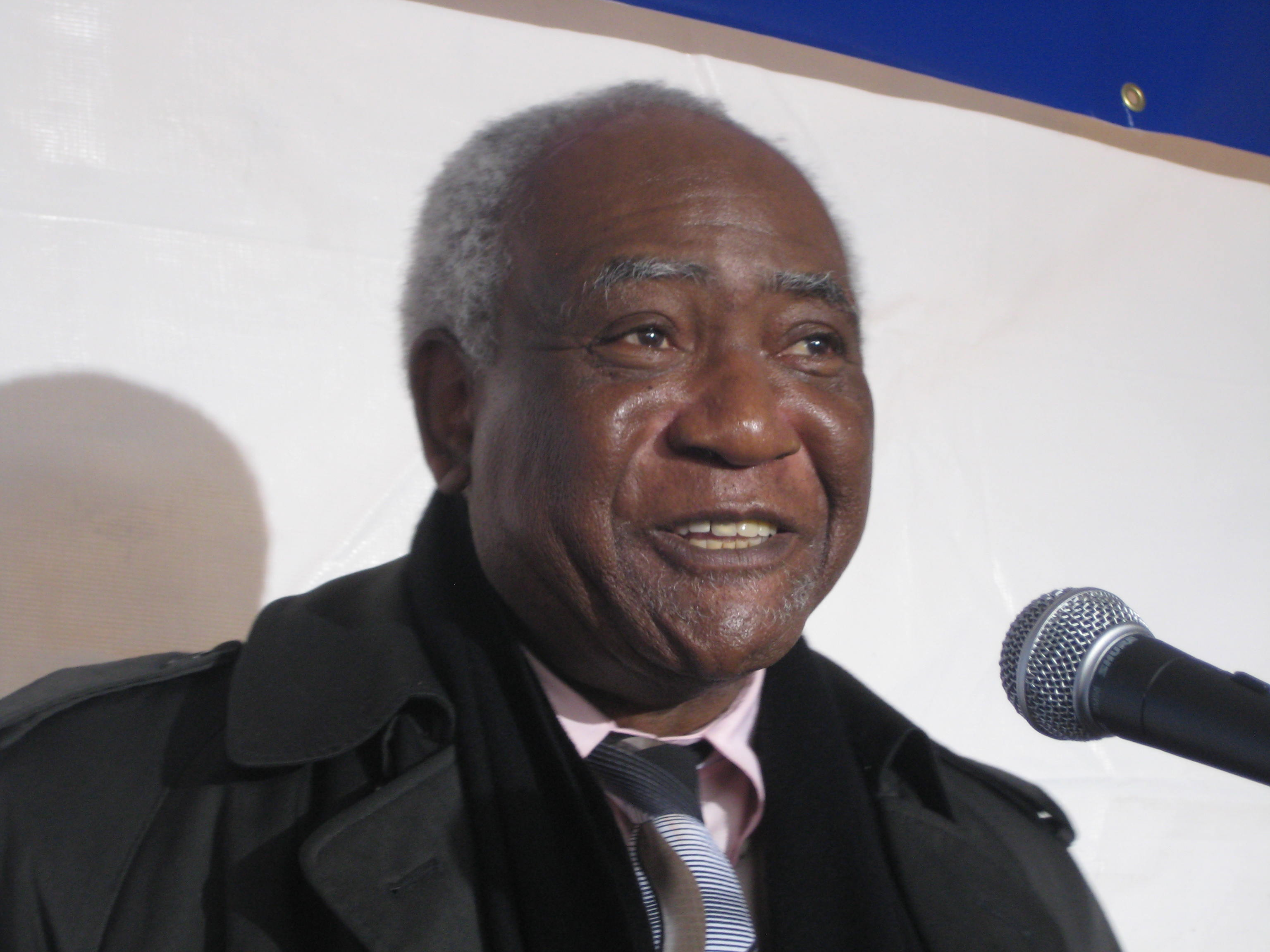 U.S. Rep. Danny Davis is a former Chicago alderman and Cook County commissioner. (WBEZ/Chip Mitchell)