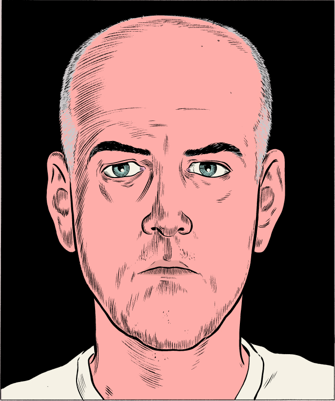 Self-Portrait (Daniel Clowes)