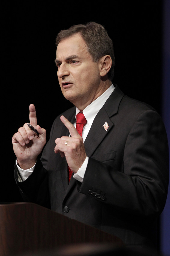 Indiana GOP U.S. Senate candidate Richard Mourdock (AP)