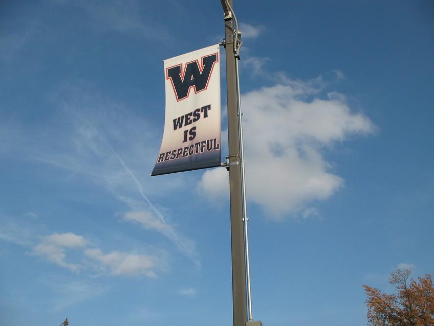 West Aurora High School (WBEZ/Lewis Wallace)
