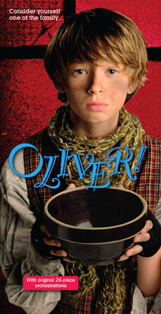 Michael Semanic as Oliver Twist (Rich Foreman for Light Opera Works)