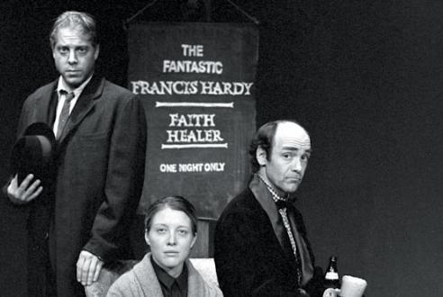 As they were: 1994 production of Faith Healer