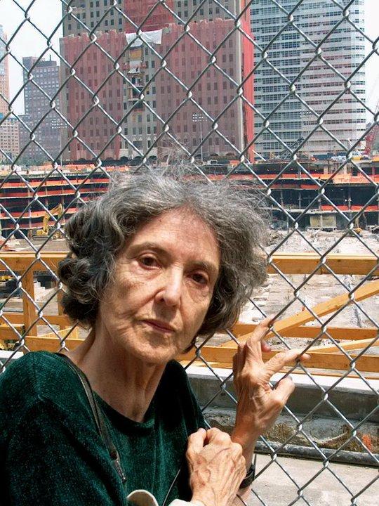 María Irene Fornés (from Fornés Facebook page)